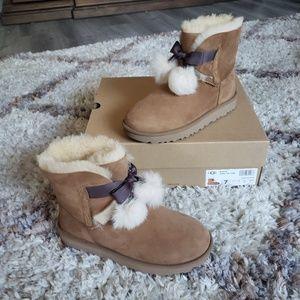 UGG Gita Chestnut Boots